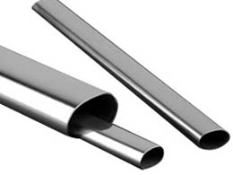 Stainless Steel elliptic Pipe/Tube