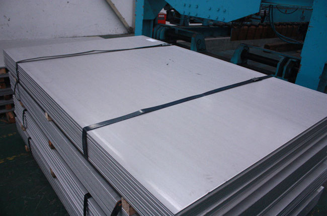 AISI347 Hot Rolled Stainless Steel Plate