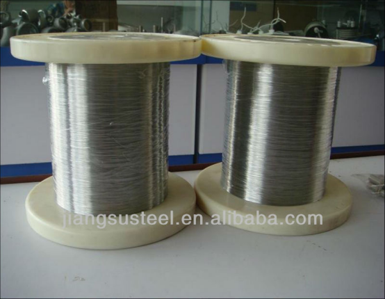 JIS G4309 tiny stainless steel wire