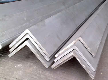 hot-rolled stainless steel angle bar