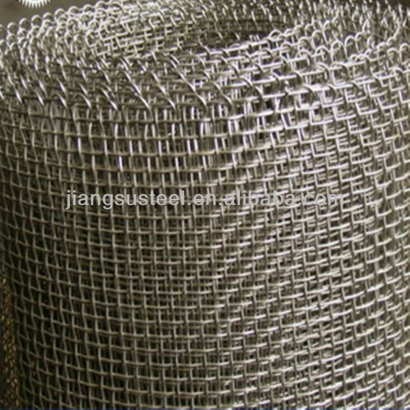 ASTM A580 stainless steel wire mesh