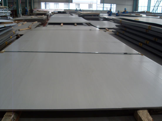 AISI321 Stainless Steel Hot Rolled Plate