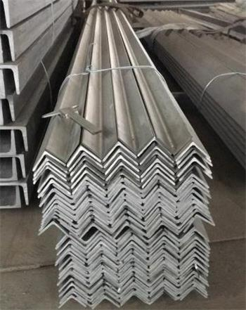 Stainless steel angle 1/16