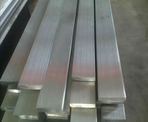 904L Sand blasting stainless steel flat bar Hot rolled / cold drawn