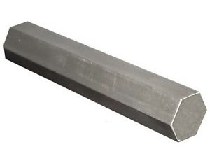 Stainless Steel Rolled Hexagon Bar
